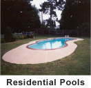 Image of residential pool.